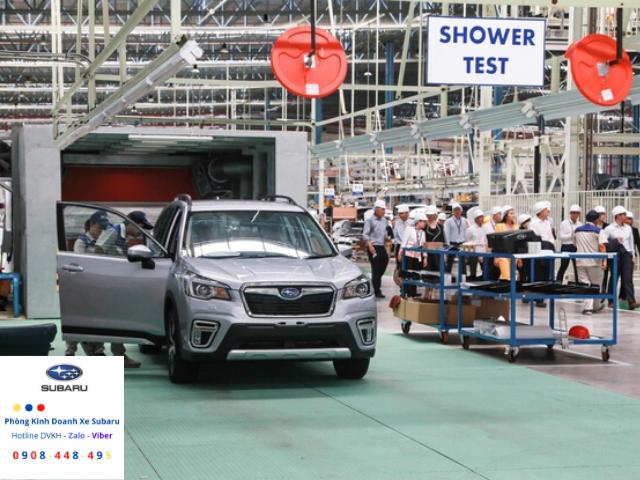 Có nên mua Subaru