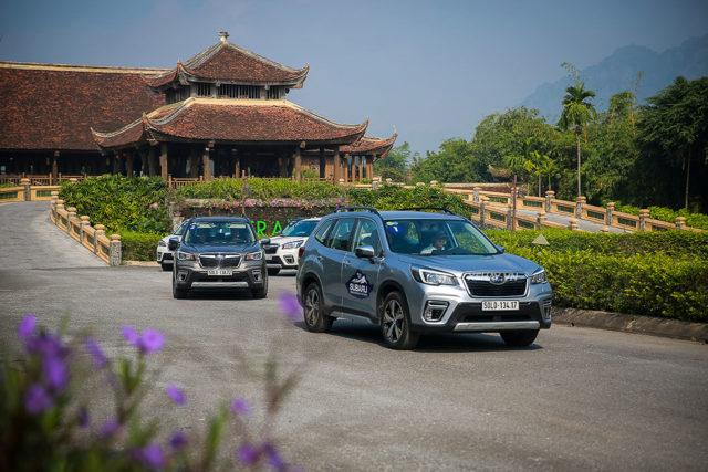 Giá xe Subaru tháng