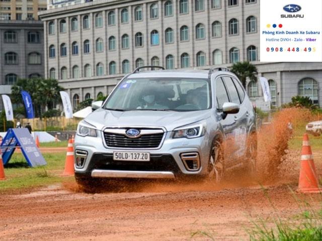 Subaru Phú Mỹ Hưng